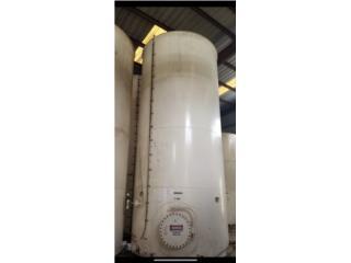 Tanques en carbon steel de  20,000 gal, All Industrial Equipment Puerto Rico