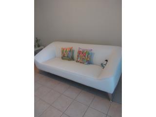 Juego sala nuevo Blanco 3 piezas 800, Ventas Puerto Rico