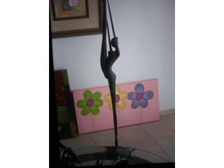 Bailarina en Bronce mide 5 pies $400, Ventas Puerto Rico