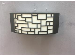San Juan-Río Piedras Puerto Rico Plantas Electricas, Lámpara exterior LED