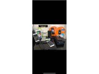 Variedad de Celualres y Activaciones, Iphone FACTORY Puerto Rico
