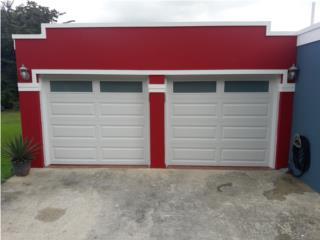 Elegancia y seguridad para su hogar, Authentic Garage Doors PR Puerto Rico