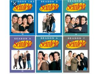 SEINFELD,TV SERIES BOX SET , DRONES PLASTICOS  Puerto Rico