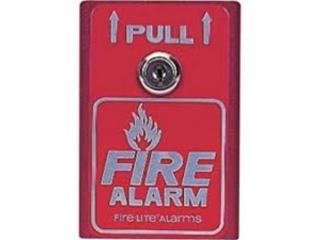 DIE-CAST MANUAL PULL STATIONS (FIRE LITE), CEL Fire Extinguishers & More Puerto Rico