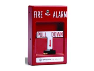DIE-CAST FIRE ALARM MANUAL PULL STATION, CEL Fire Extinguishers & More Puerto Rico