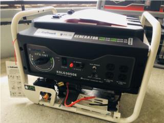 - New Generator Kraftwerk 3050W -, POWER SPORT WAREHOUSE Puerto Rico