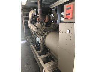 Generador Cummins Marathon 750 kw, All Equipment Puerto Rico