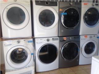 Lavadoras y secadoras front load, HOME APPLIANCES Puerto Rico