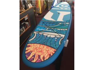 Starboard Tikinhi 10'8, The SUP shack  Puerto Rico