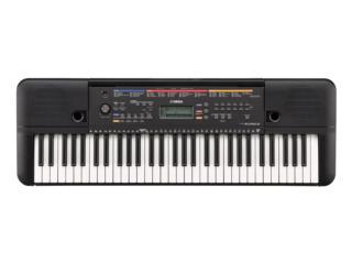 PSR-E263 Portable Keyboard 61-Key, STEVAN MICHEO MUSIC Puerto Rico