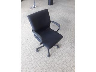Liquidación en sillas de secretaria usadas 35, LUYANDA FURNITURE Puerto Rico