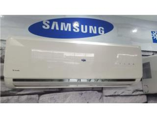 TGM 21 SEER $599 INVERTER ***NEW** 12K, CITY REFRIGERATION PR DEALER TGM SAMSUNG FUJITSU  Puerto Rico