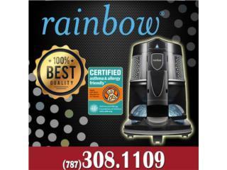 Aspiradoras Rainbow NUEVAS y Usadas OFERTAS, Aspiradoras Rainbow P.R Puerto Rico