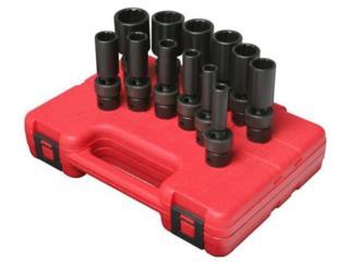 Set 3/8 Borrachitos largas 12 pt SAE, Vulcan Tools Caibbean Inc. Puerto Rico