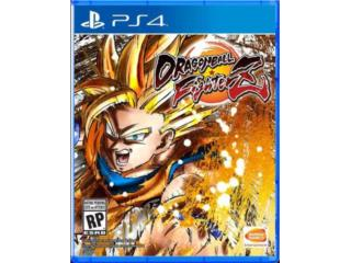 Dragon Ball FighterZ (Day One) PlayStation 4, PRO Electronics Puerto Rico