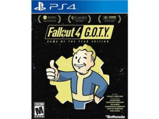Fallout 4 Game Of The Year - PlayStation 4, PRO Electronics Puerto Rico