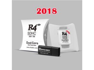 R4 2018 con micro 16GB solo $30 para 3DS 2DS, PRO Electronics Puerto Rico