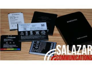 Bateria De Toda La Variedades Para Tu Celular, SALAZAR COMMUNICATIONS Puerto Rico