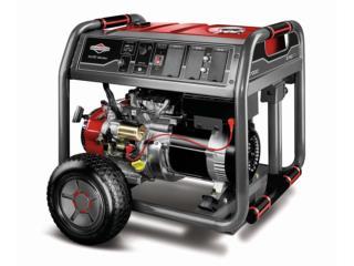 GENERADOR BRIGGS & STRATTON 8750 Watts, GENERATOR WORKS Puerto Rico