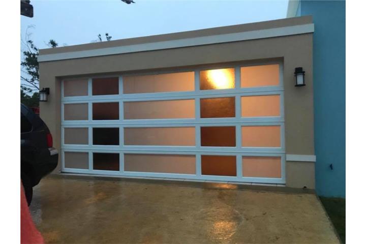 Puerta de garage insulada seguridad puerto rico - Puertas de garages ...