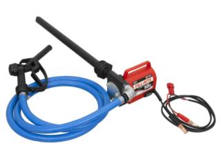 12V 10GPM PORTABLE KIT FUEL PUMP, ECONO TOOLS Puerto Rico
