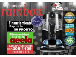 Rainbow nuevas o usadas OFERTA/TRADE-IN , Aspiradoras Rainbow P.R Puerto Rico
