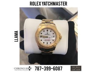 Rolex Yatch Master Oro 18k, CHRONO - SHOP Puerto Rico