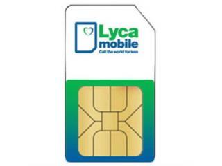 4 GB LTE Lycamobile por $25, Cellphone's To Go Puerto Rico