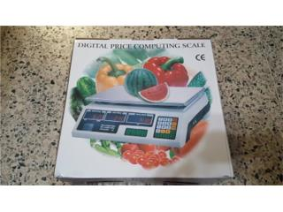 Digital Price Computing Scale 60Lbs. Cert., WSB Supplies U Puerto Rico