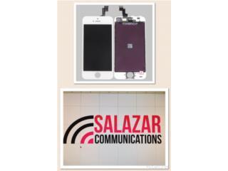 Pantallas iPHONE , SALAZAR COMMUNICATIONS Puerto Rico