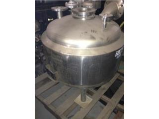 Tank Tanque/Kettle 316 Stainless 251 litros, Reuse Outlet Store Puerto Rico