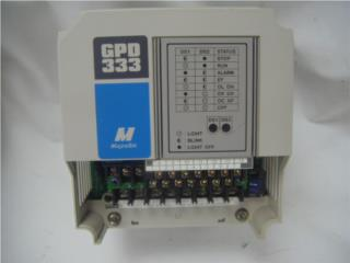 VFD Controlador Velocidad Motor 1 HP 230V 3Ph, Reuse Outlet Store Puerto Rico