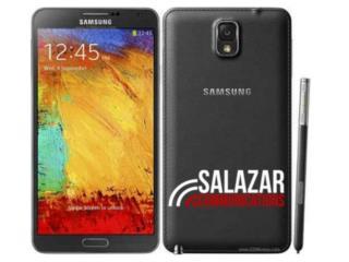 Cell Phone Samsung Galaxy Note 3 Usado, SALAZAR COMMUNICATIONS Puerto Rico