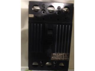 GE TQD32150 Circuit Breaker 150A 240VAC 3P, Reuse Outlet Store Puerto Rico