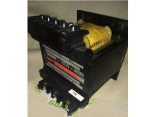 Transformador 220V 60Hz a 120 VA de marca, Reuse Outlet Store Puerto Rico
