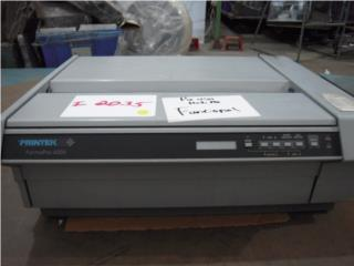Printer impresora LEGAL DOT MATRIX PRINTEK, Reuse Outlet Store Puerto Rico
