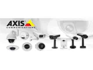 AXIS NETWORK CAMERAS FOR BUSINESS ONLY, ACS PUERTO RICO Puerto Rico
