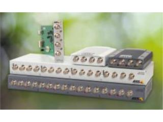 AXIS VIDEO ENCODER SECURITY BUSINESS ONLY , ACS PUERTO RICO Puerto Rico