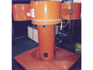 Dust Collector Polvo 8 bolsas 7.5 HP 230V/3ph, Reuse Outlet Store Puerto Rico