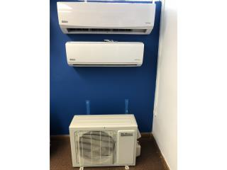McQuay inverter up to 23 seer, Carlito's Air Conditioning Puerto Rico