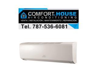 Ciac Carrier(Fabricado por Gree)18btu 20Seer , Comfort House Air Conditioning Puerto Rico