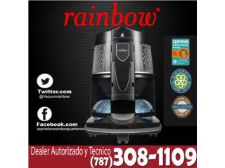 Rainbow Black Nuevas GRAN ofertas , Aspiradoras Rainbow P.R Puerto Rico