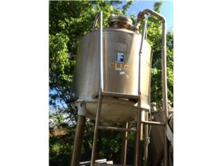 Tanque Stainless en pedestal 200 Gal, Reuse Outlet Store Puerto Rico