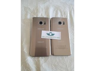 Galaxy S7 32GB Unlock , Cellphone's To Go Puerto Rico