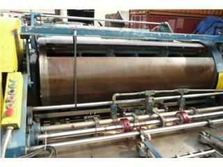 Miehle Cylinder Die Cutter, Gondolas PR Puerto Rico