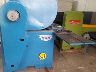 S & S Machinery, model ST891, knife holder, Gondolas PR Puerto Rico