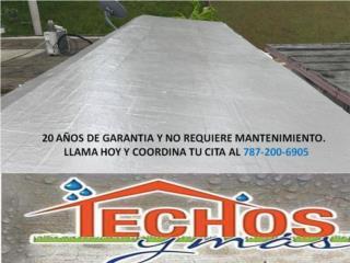 San Juan-Hato Rey Puerto Rico Enseres Secadoras, SELLADOR DE TECHO