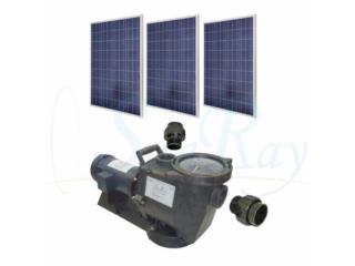 Equipos solares gopoolspastore, GO POOL & SPA Puerto Rico