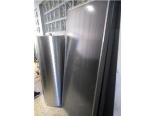 Tanques de agua en aluminio 82g  garantizados, SOLAR KING Puerto Rico