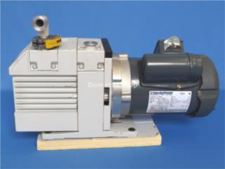 Leybold Trivac D4B Rotary Vane Vacuum Pump, Reuse Outlet Store Puerto Rico